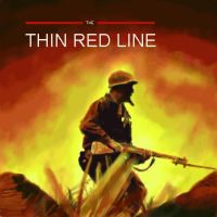 The Thin Red Line by Pabbit-da-rabbit