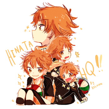 sketchpage--Hinata HQ!! by Relxion-kun