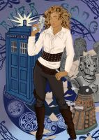 River Song by SaintAsh