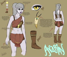 Avarin, Basic Reference by jool