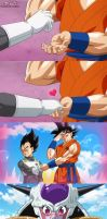 DBZ Resurrection of YAOI by Zellphie