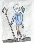 Jack Frost by ClaireW-artist