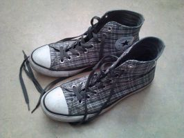 My cool converse by ProjektGoteborg