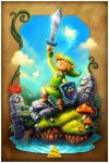 The Legend of Zelda 25th Anniversary Tribute by RynoZebz