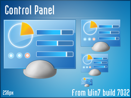 Control Panel From Win7 7032 by AlveR-spb