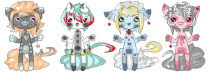 More pixel babyyyyysss (closed) by DrTrousers