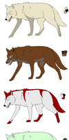 Adoptables12 -CLOSED- by xXDemonSoulXx