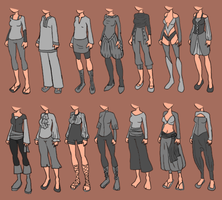 Phoebe Fashion by Whes