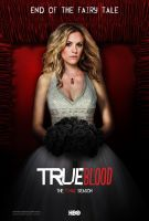 True Blood - The Final Season Poster (Sookie) by emreunayli