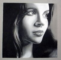 Norah Jones by crimmy