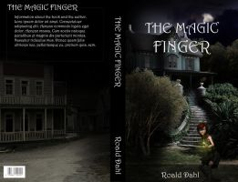 Book Cover - The Magic Finger by Olgola