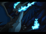 Mega Charizard by Fourth-Star