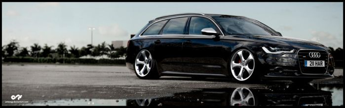 Audi A6 StanceComp v2 - Anton by antongj