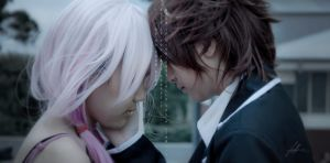 Guilty Crown: I'll always be on your side by 2greenia