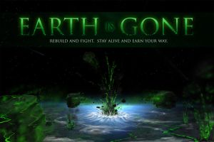 Earth is Gone by ehaft