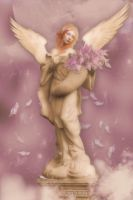 lonely angel_reverie by diva7
