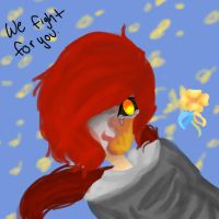 With You Through it All by PERKoverload526