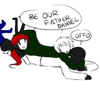 BE OUR FATHER DANIELL by PocketChuii