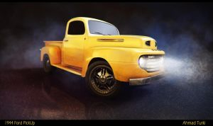 1944 Ford Pick Up by AhmadTurk