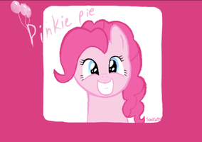 Pinkie Pie!!!!!!!!!!!!!!! :3 by SoulCats