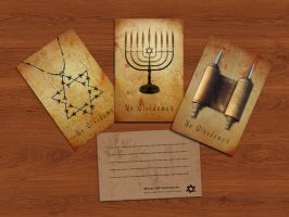 Postales holocausto by Dr-Mastermind