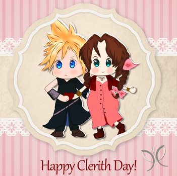 Happy Clerith Day! by MinasPassion