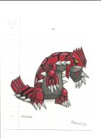 Groudon by stefano-roca