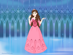 Flora's Enchancia Gown by madiquin185