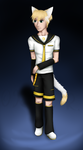 Costume Contest: Vocaloid Pennly CR by ArtProducer95