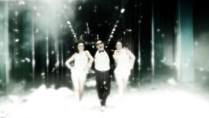 Gangnam Style by YongGFX