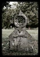 Retouched grave by WendyW