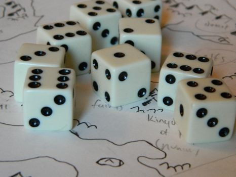 Of Dice And Maps by Mana-Junkie