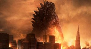 Godzilla 2014: The King's Aftermath. by sonichedgehog2