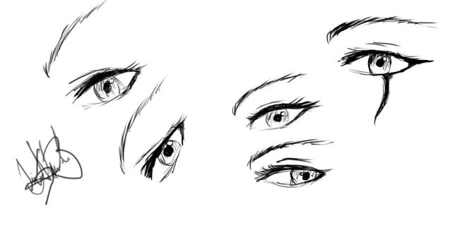 Nice Eyes by Repo316