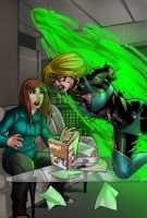 Commish : Alchemica chapter 3 by wansworld