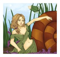 The Snail by Siferra03