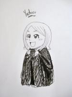 Yachiru .inked. by original39