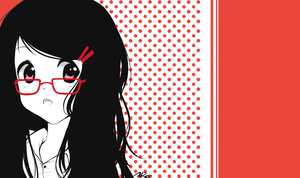 Red Black and White by cytes