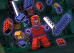Lego Magneto by mikenap22