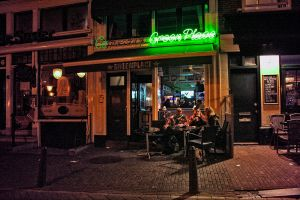 Green place coffeshop by pypol