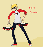 The amazing Dave Strider by PastelPanda
