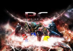 PC games space poster by Envius88