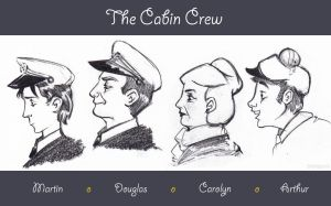 Cabin Crew by FaerieCarousel