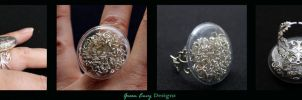 Silver Jumprings Large Overview by green-envy-designs