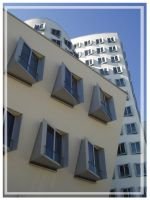 Duesseldorf Harbourside 1 by tACkx