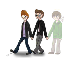 Eddsworld by jiskii