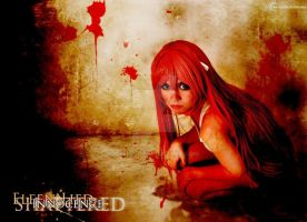 lucy elfen lied by neliiell