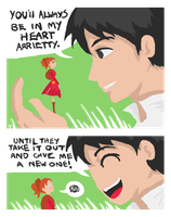 Arrietty in my heart by little-cuttlefish