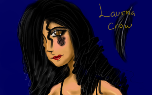 Laurna Crow by Paingiver