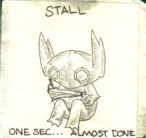 Pok'e-note: Sableye by 8BitJack